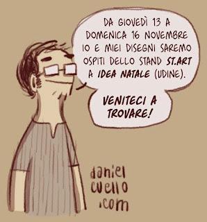 DANIEL CUELLO A IDEANATALE