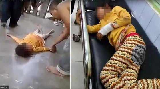 Video: Ditemukan Bocah 7 Tahun Korban Pemerkosaan Sadis di Abepura