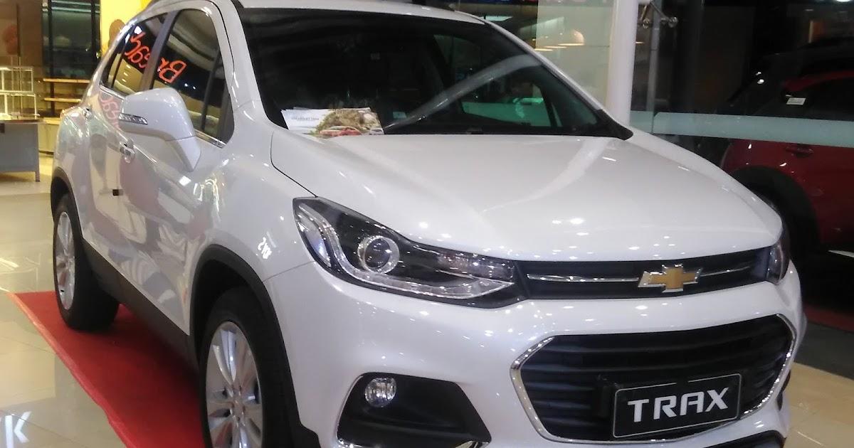 Sales Mobil Lampung Chevrolet Trax 2017 Facelift 082182138998