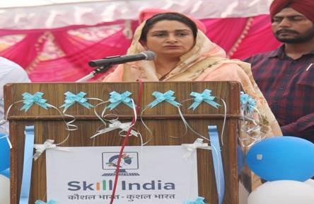 Union Minister Smt. Harsimrat Kaur Badal inaugurates PMKK Patiala