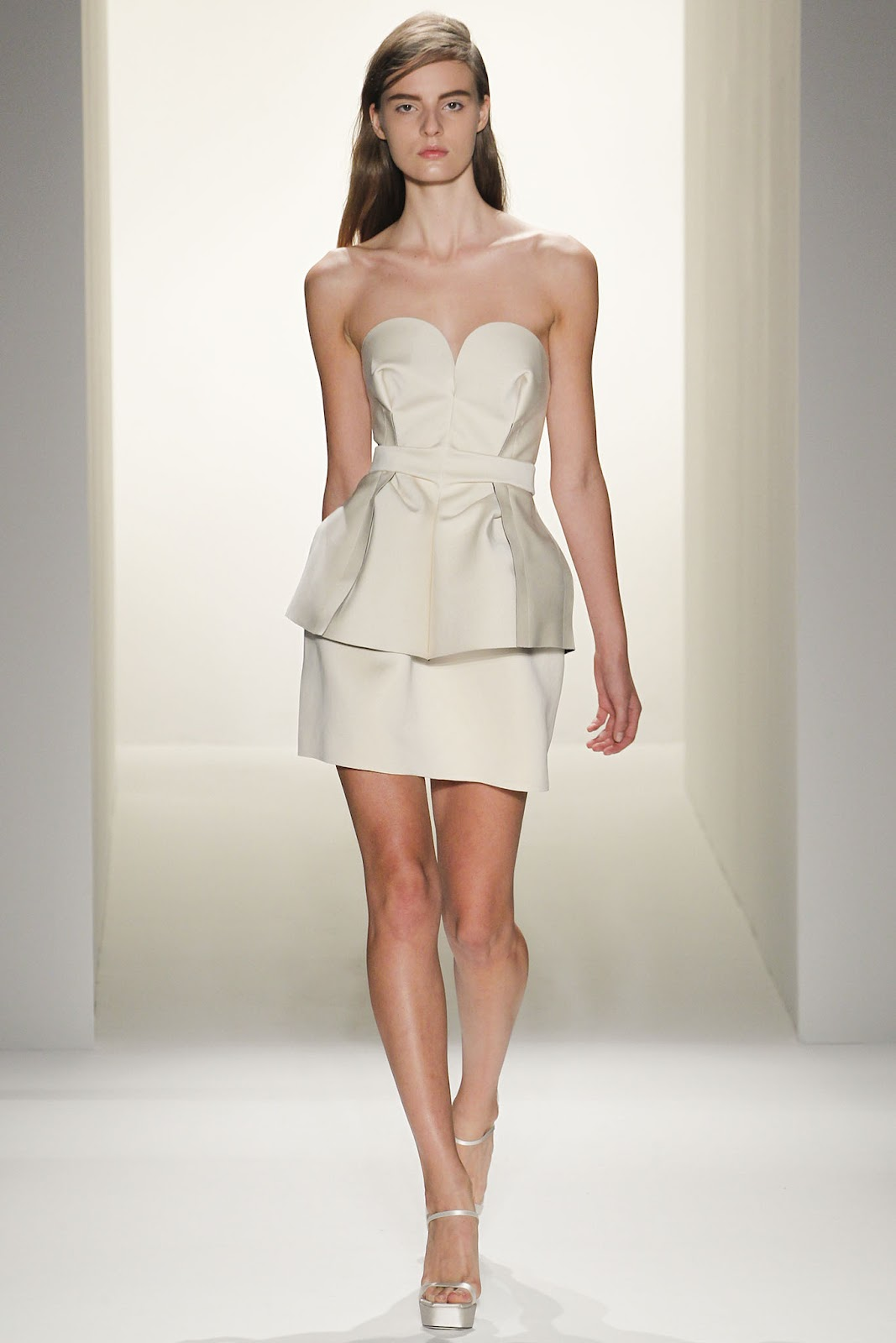 BRANCH AND ROOT: FASHION: Calvin Klein Collection, Spring 2013