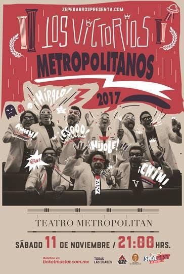LOS VICTORIOS METROPÓLITAN