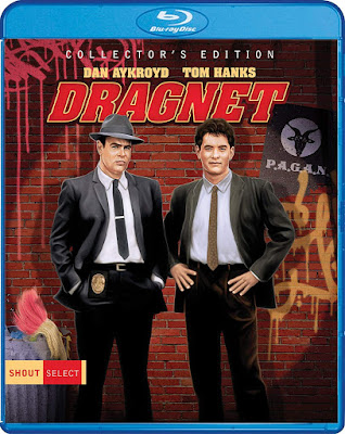 Dragnet 1987 Blu Ray Collectors Edition
