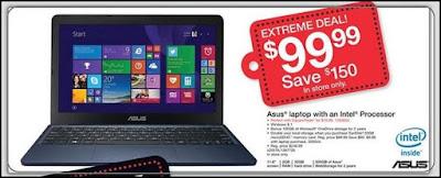 Staples Laptops