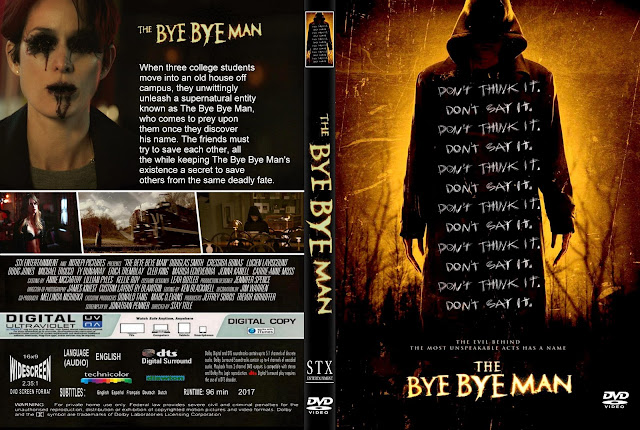 The Bye Bye Man DVD Cover