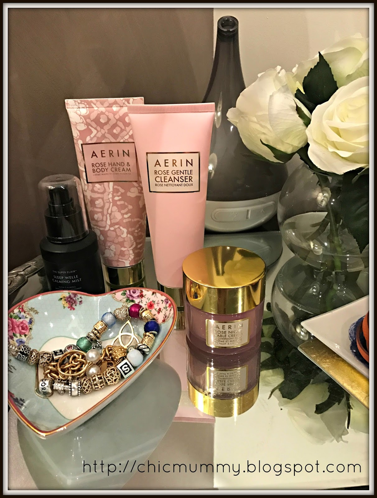 1f894ae62c You all know I love anything AERIN, so when I ran out of my night cream the  other day, the next day I went straight to David Jones to buy Aerin's  latest ...