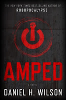 book cover of Amped by Daniel H Wilson published by Doubleday