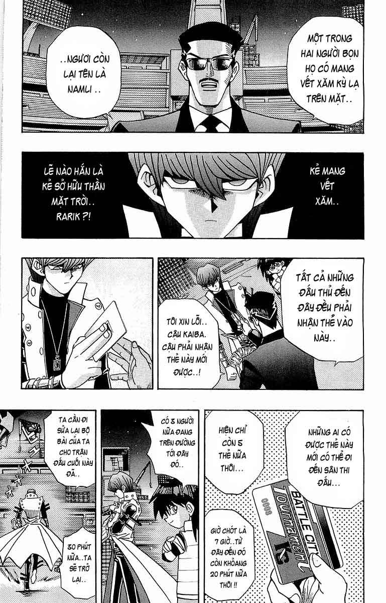 YUGI-OH! chap 201 - thách thức cuối cùng trang 14