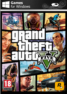 Grand Theft Auto V [ GTA V ] Repack Terbaru 33.8 GB 5 Full Version