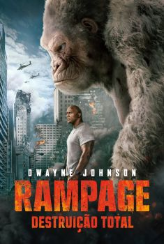 Rampage: Destruição Total Torrent - WEB-DL 720p/1080p Dublado/Legendado