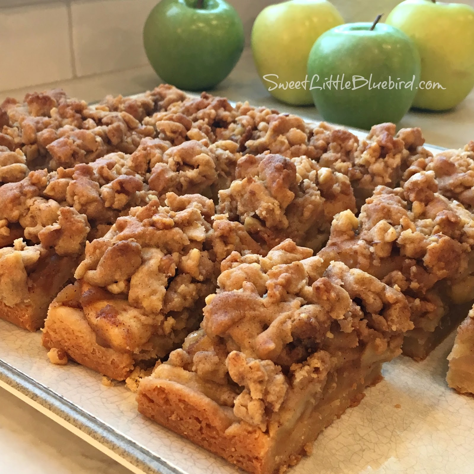 Ina Garten Bars Apple Pie Bars Sweet Little Bluebird