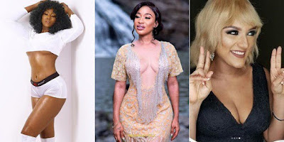 Lilian Afegbai fires back at Tonto Dikeh and Gifty for slamming her over surgery