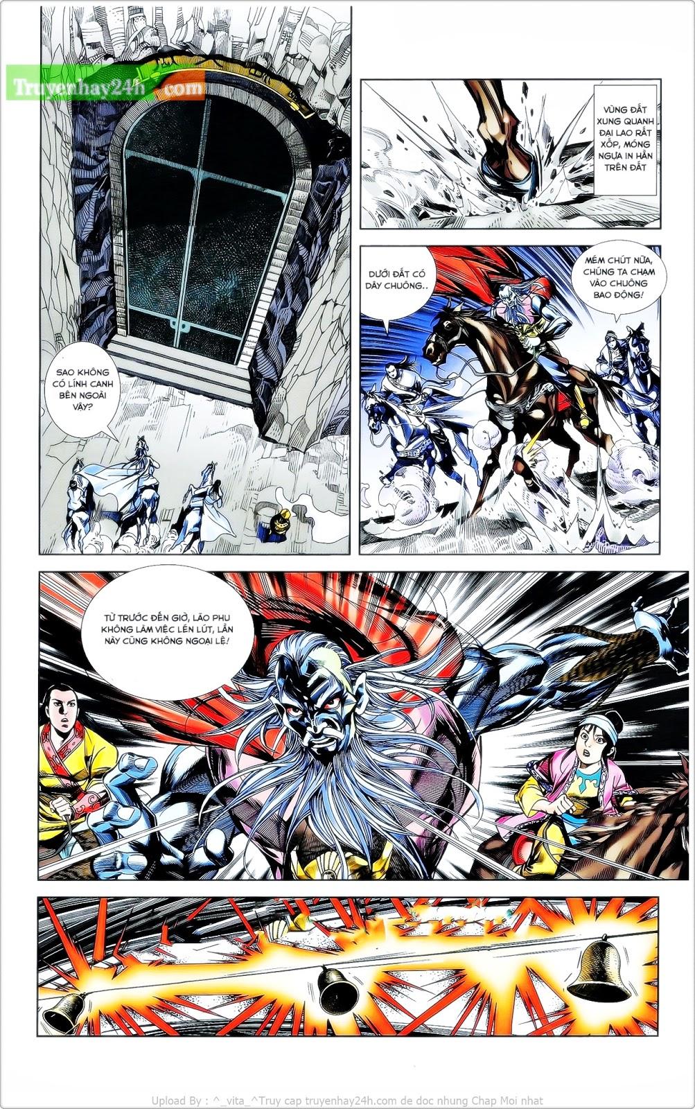 Tần Vương Doanh Chính chapter 25 trang 19