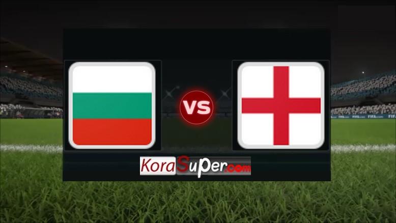 مشاهدة بث مباراة إنجلترا ضد بلغاريا 07-09-2019