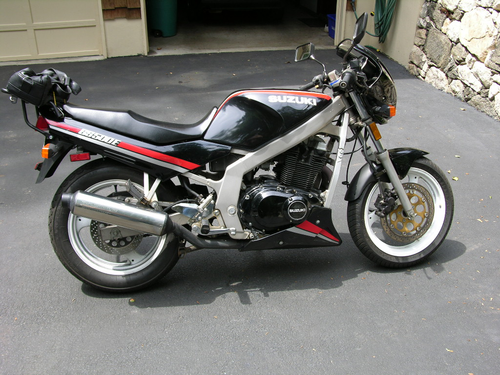 Beautiful Bikes Suzuki Gs500