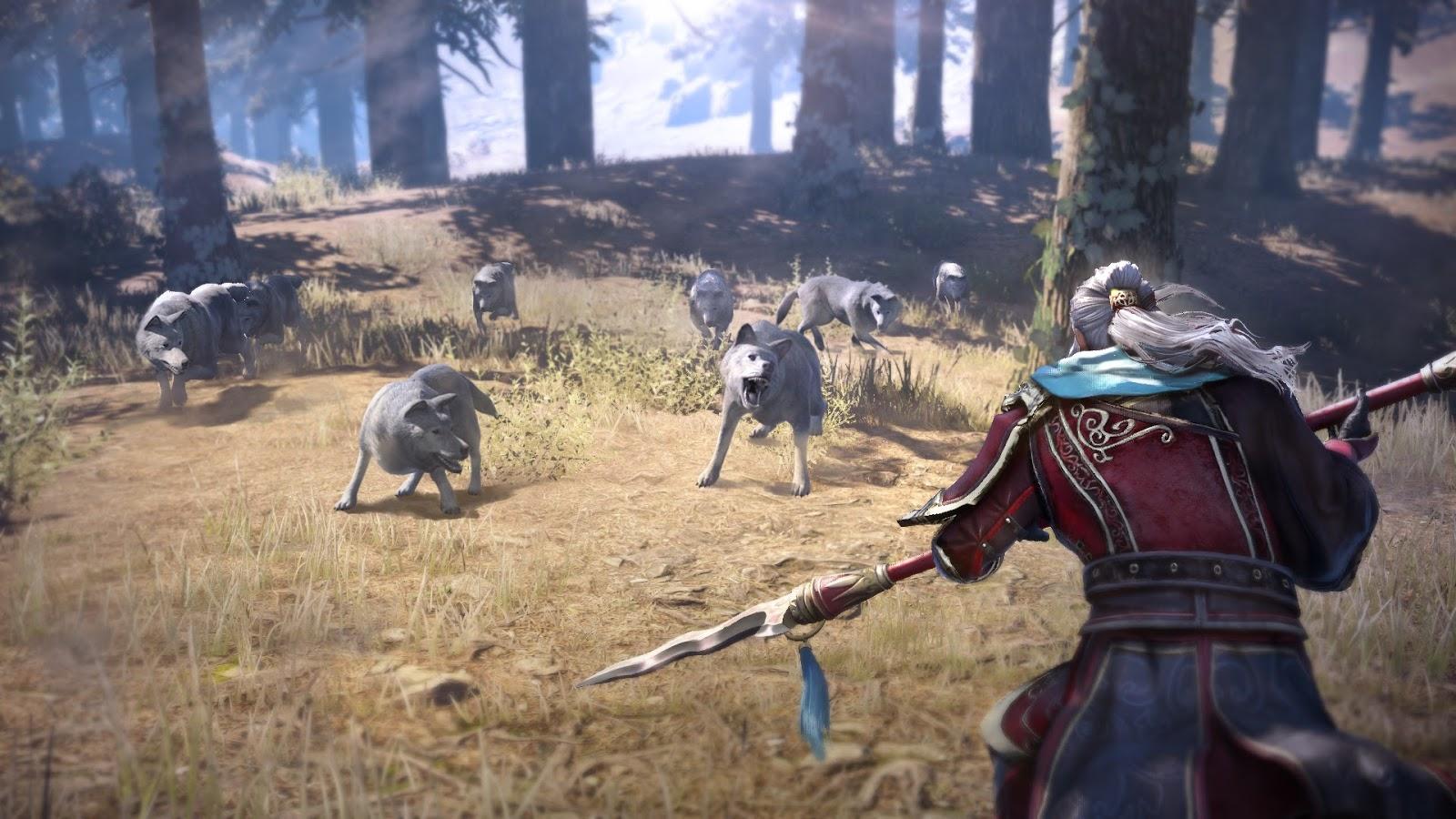 Dinasty Warriors 9 confirma plataformas y desvela personajes novedosos 13