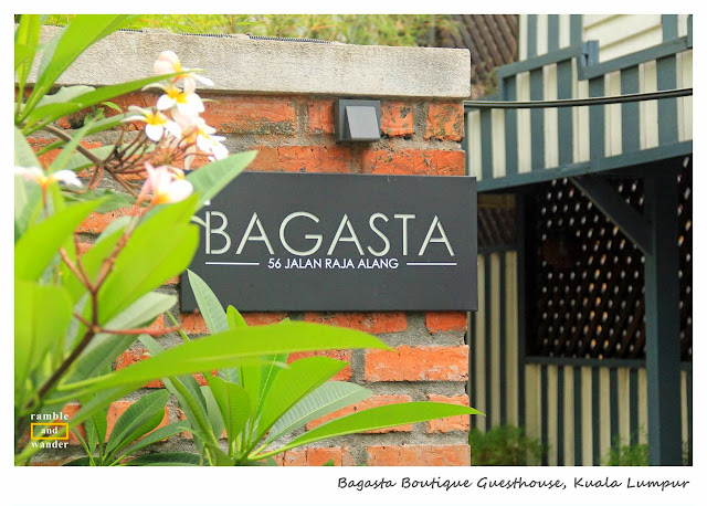 Bagasta Boutique Guesthouse Hotel | www.rambleandwander.com
