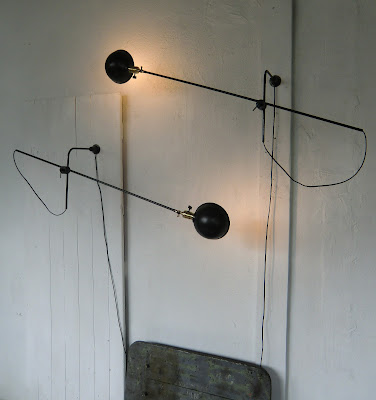 Wo And W 201 Collection Paire De Lampe Murale Vintage Bras