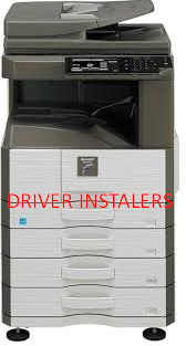 Sharp MX-M266N Driver Download and Intalers
