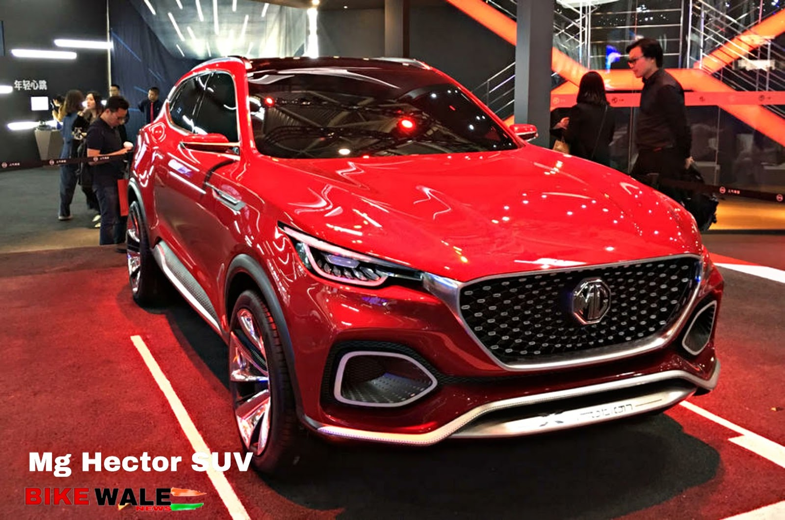 Mg hector car price in india 2019