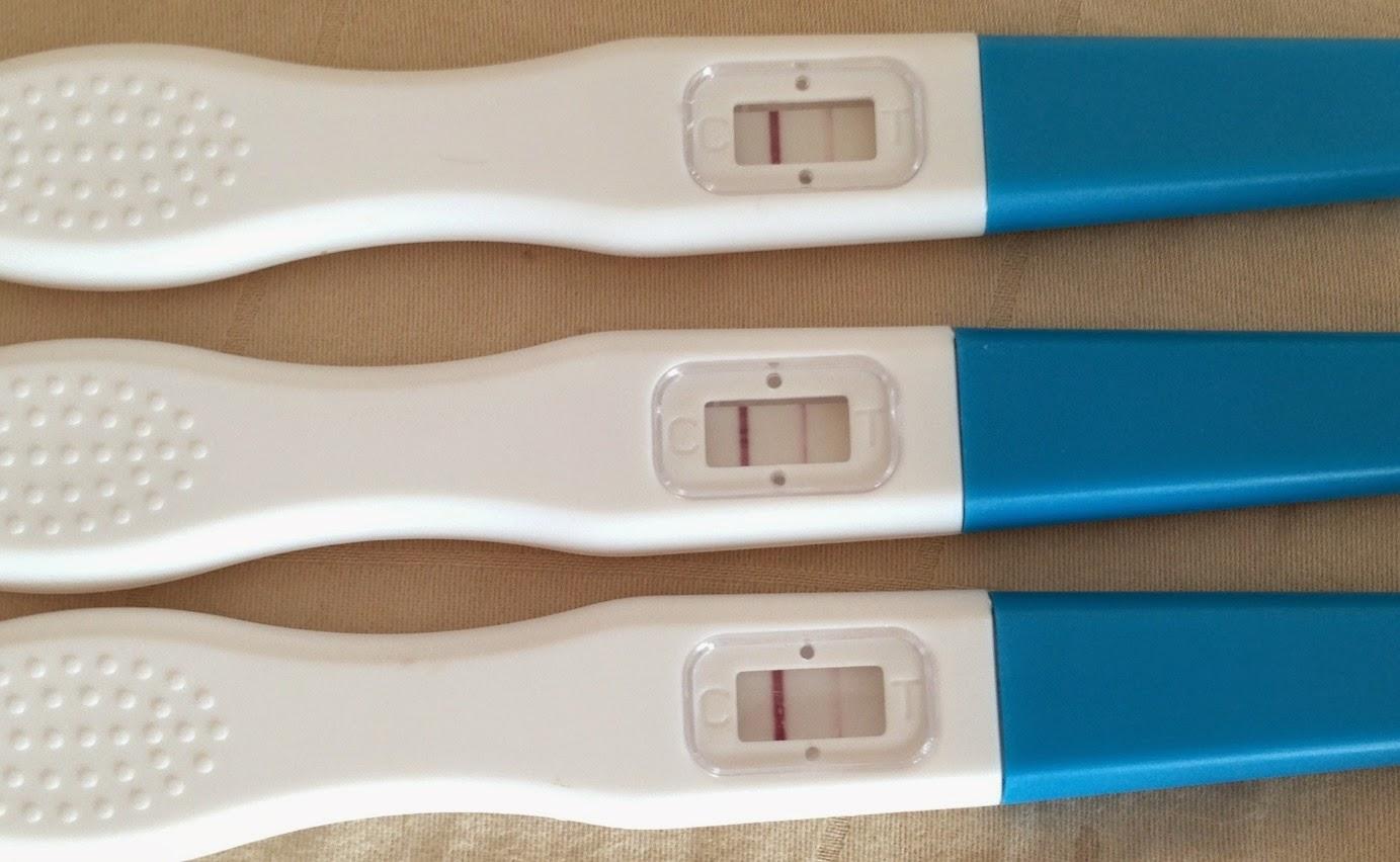5 Week Old Newborn And Faint Positive Pregnancy Test