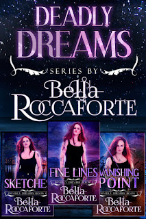 Front cover image of the Deadly Dreams Box Set by Bella Roccaforte