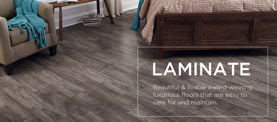 Give A New Look To Your Interiors By Installing The Laminate Floors
