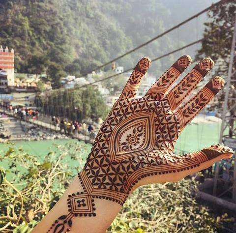 Mehandi Design for Hands 10