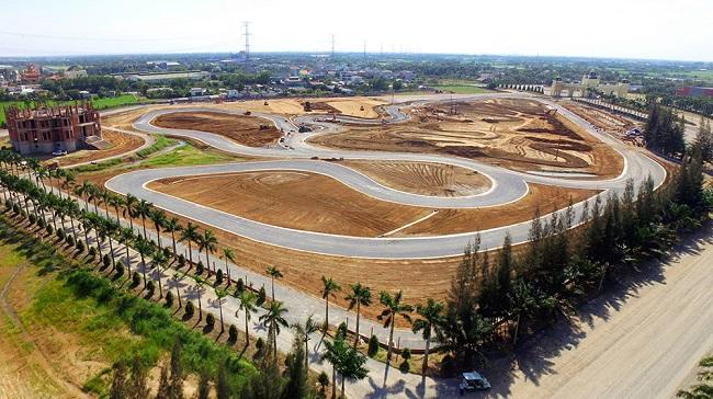 Trường đua chuyên nghiệp đầu tiên tại Việt Nam - HappyLand