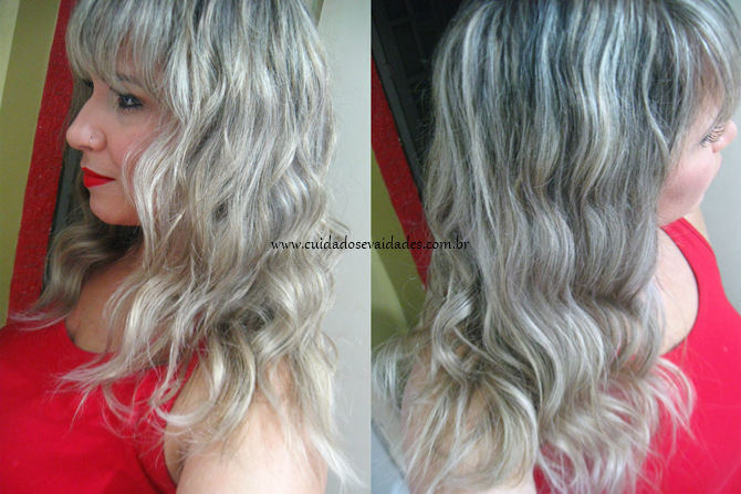 Gloss Matizador 3D Ice Blond