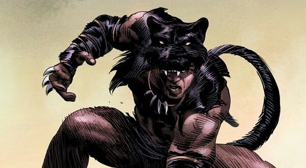 Marvel Teases 1,000,000 BC Black Panther And Starbrand Of Marvel Legacy Avengers.