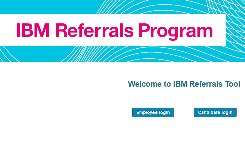 referral job at ibm  packaged application enablement