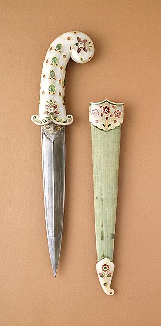 Mughal Dagger & Push Dagger   Son of Two Cubes