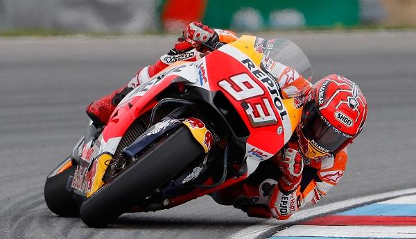 Hasil Kualifikasi MotoGP Assen Marc Marquez