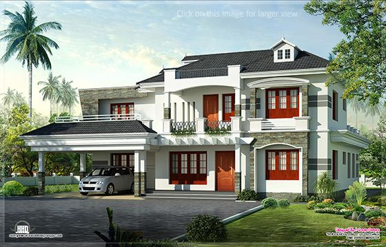 New Kerala home design