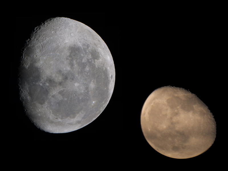 Science Engine - Space: Earth May Have Had Two Moons
