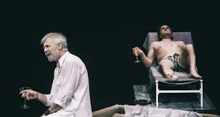 """'Θερισμός"""" του Δημήτρη Δημητριάδη, σε σκηνοθεσία Δημήτρη Τάρλοου"""