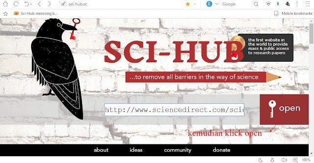 cara menggunakan google schoolar, cara menggunakan sci-hub cara download jurnal berbayar menjadi gratis cara menggunakan google schoolar, cara menggunakan sci-hub