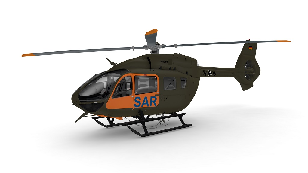 Sar Hubschrauber Spiel