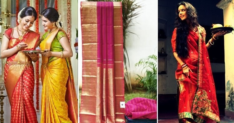 Different Type Of Saree You Should Be Adorning This