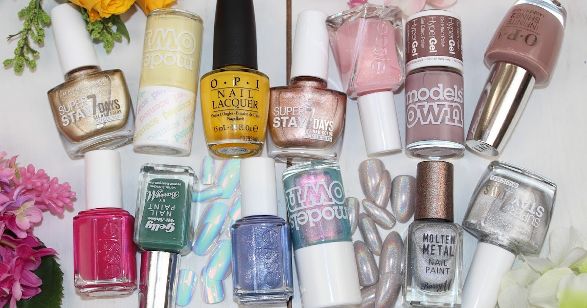 10 Nail Polish Shades For Spring & Summer That Are Totally Instagram ...