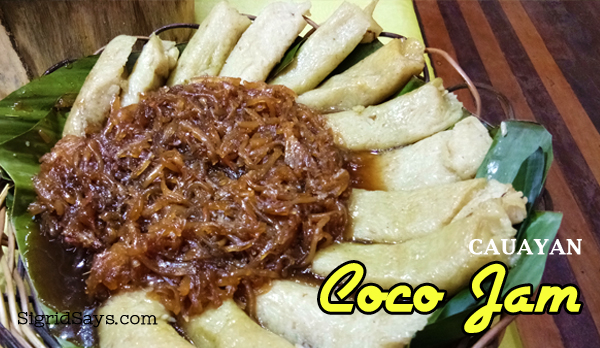 Coco jam of Cauayan