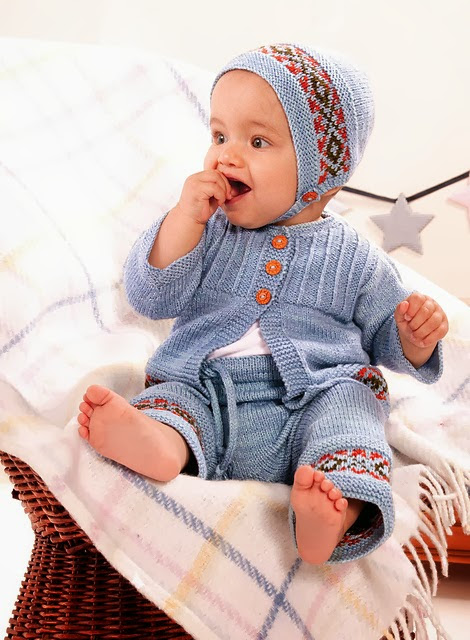 Vintage Baby Set Re-release