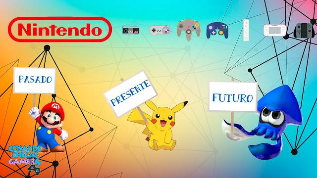 Nintendo - pasado, presente y futuro