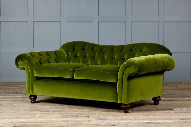 sofa nhung