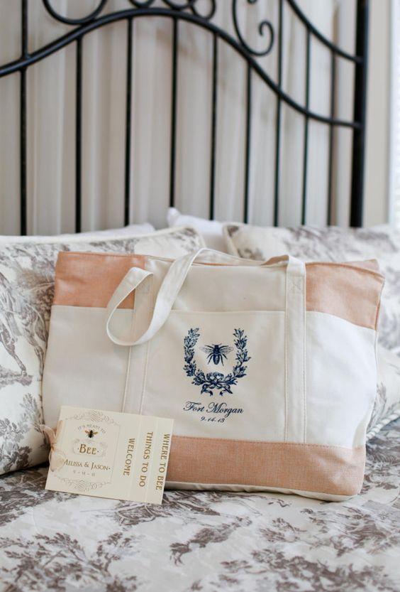 Wedding Weekend Welcome Gift Bag
