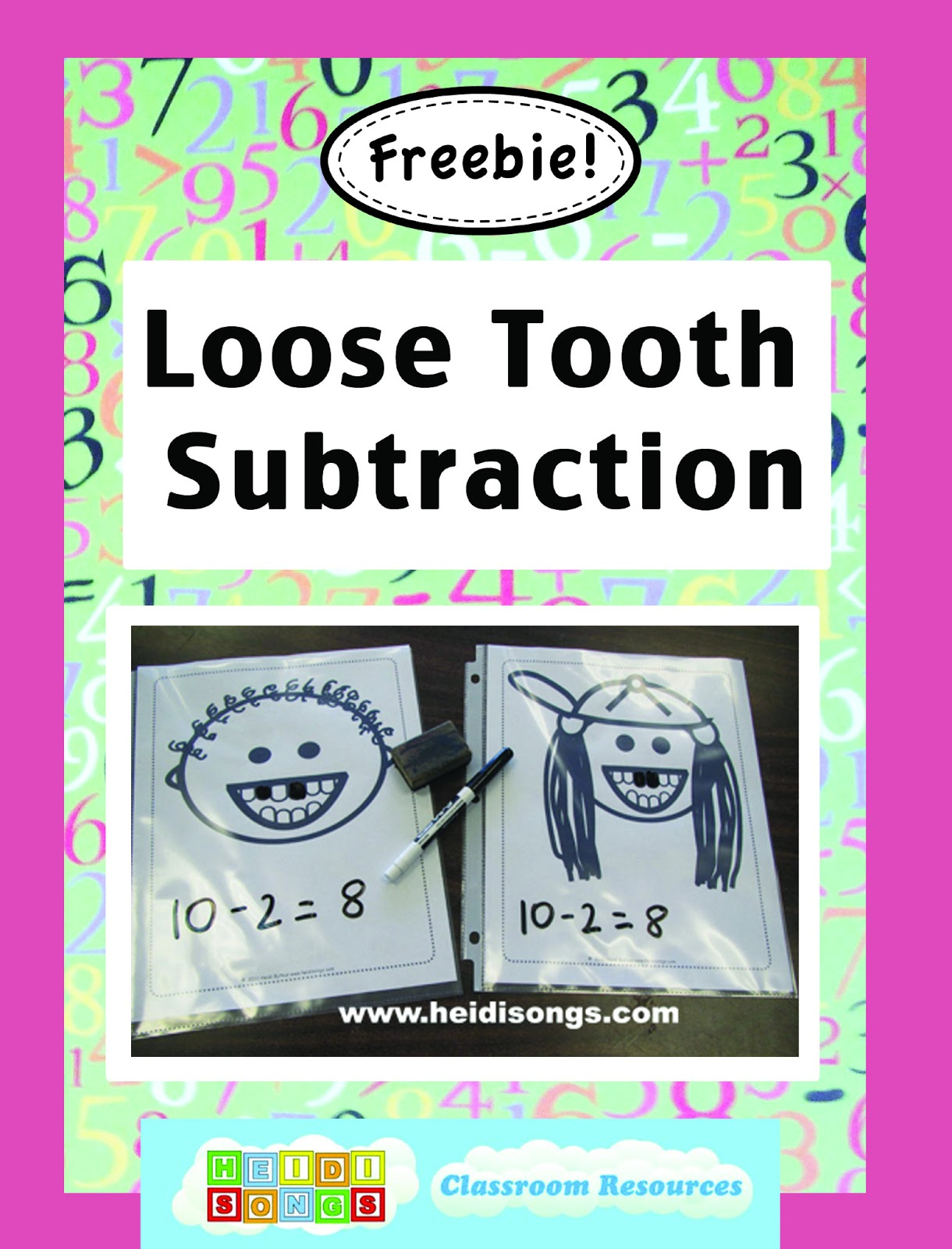 Loose Tooth Subtraction