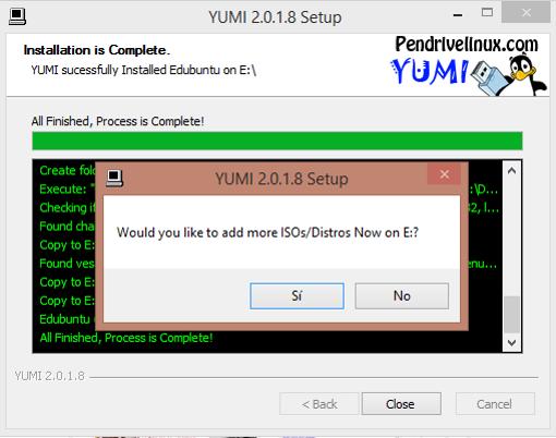 como hacer usb multiboot con yumi