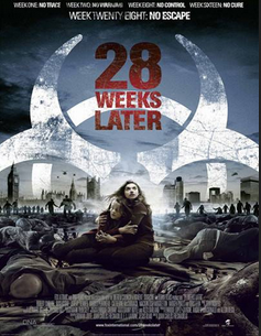 28 Semanas Después (2007) [DVDRip] [1 Link] [Latino] [Mega]