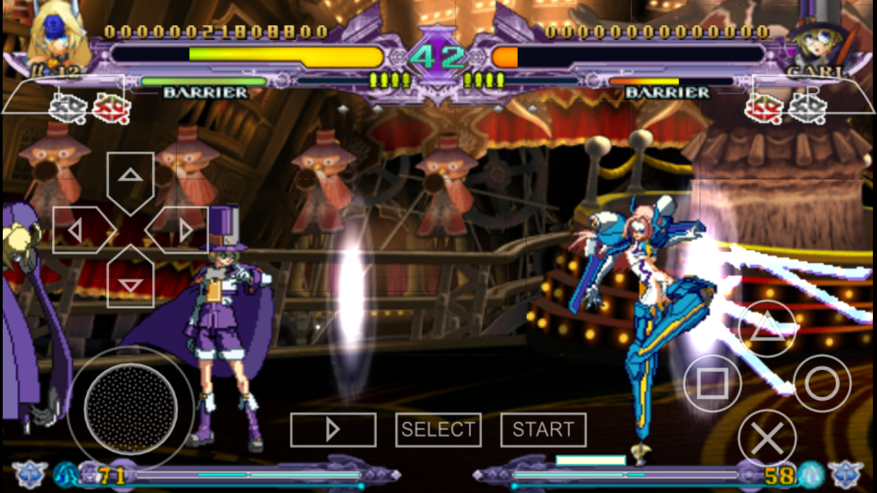 Blazblue Continuum Shift Extend Psp Iso Free Download